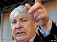 Ο πρόεδρος της Γερμανικής Ένωσης Συνδικαλιστικών Οργανώσεων (DGB) Μίχαελ Ζόμερ