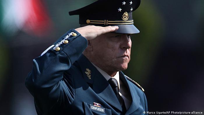Salvador Cienfuegos Zepeda (Marco Ugarte/AP Photo/picture-alliance)