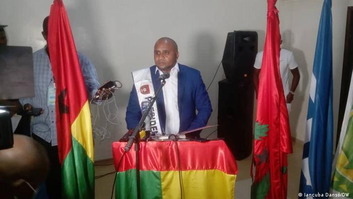 Caíto Teixeira é o novo presidente da Federação de Futebol da Guiné-Bissau