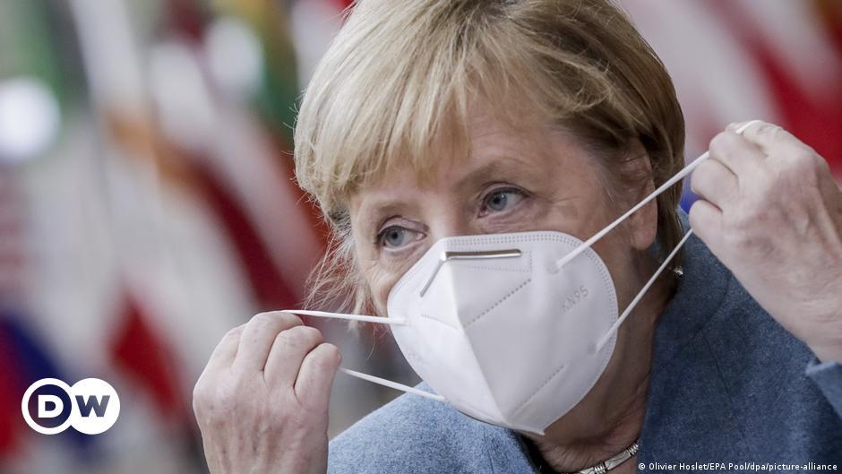 Coronavirus: Merkel urges discipline as Germany mulls tougher restrictions