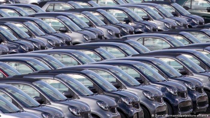 Smart Automobilfabrik in Hambach
