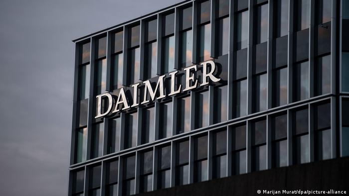 Daimler AG headquarters in Untertürkheim near Stuttgart, Germany