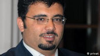 Khaled Chouket, tunesischer Publizist und Menschenrechtler