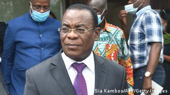 Des dirigeants de l'opposition comme Pascal Affi N'Guessan sont encore incarcérés