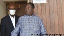 Elfenbeinküste I Politik I Wahlboykott