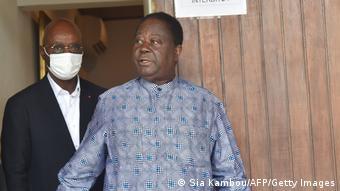 Elfenbeinküste I Politik I Wahlboykott (Sia Kambou/AFP/Getty Images)