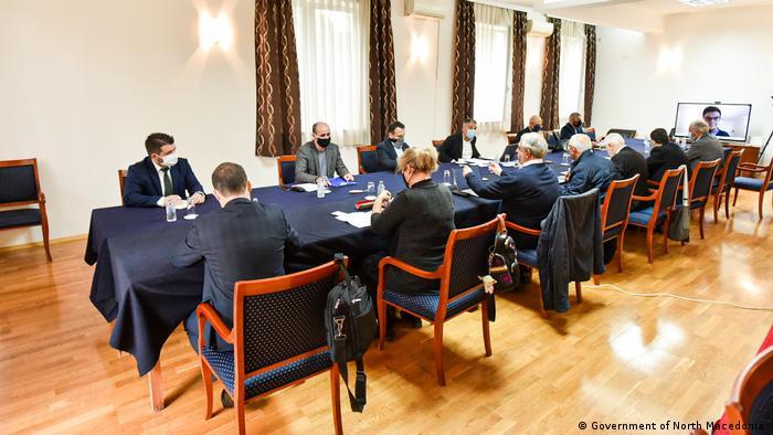 Nordmazedonien Bulgarien Historikerkommission