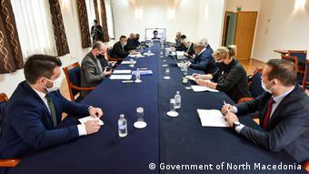 Επιτροπή ιστορικών Βόρειας Μακεδονίας και Βουλγαρίας