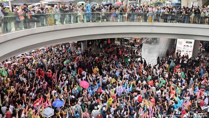 Thailand Regierung verhängt Ausnahmezustand (Mladen Antonov/AFP/Getty Images)