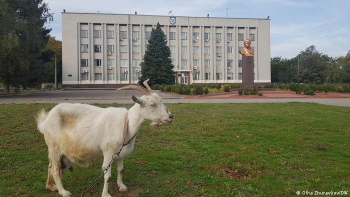 Будівля Нікопольської районної ради і районної державної адміністрації, Дніпропетровська область
