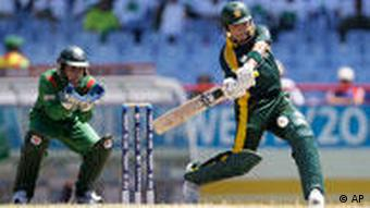 T 20 Cricket World Cup 2010 Pakistan Bangladesh