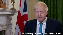 Johnson stimmt Großbritannien auf harten Bruch mit EU ein