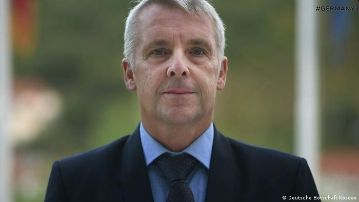 Kosovo I Deutscher Botschafter Jörn Rohde