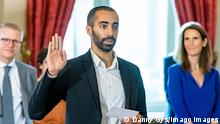 Belgien Brüssel | Migrationsminister | Sammy Mahdi