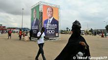Elfenbeinküste Wahlkampf 2020 | Alassane Ouattara