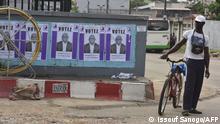 Elfenbeinküste Wahlkampf 2020 | Kouadio Konan Bertin (Issouf Sanogo/AFP)