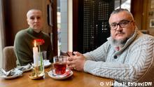 Russland Blogger Sergej Pinjagin