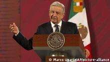 Mexiko I Präsident Lopez Obrador