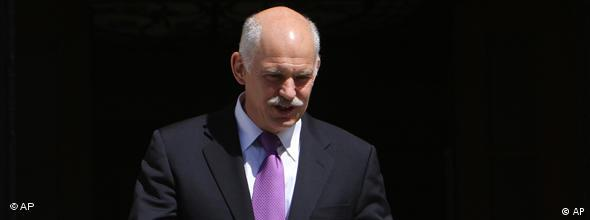 Griechenland Papandreou NO-FLASH