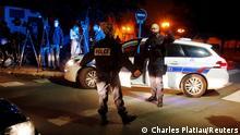 Frankreich Paris | Untersuchungen | Mann auf Straße enthauptet
