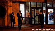 Frankreich Paris   Gewalttat   Mann enthauptet