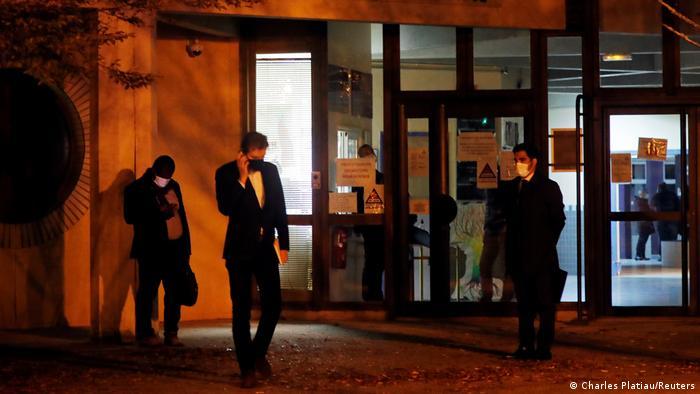 Frankreich Paris | Gewalttat | Mann enthauptet