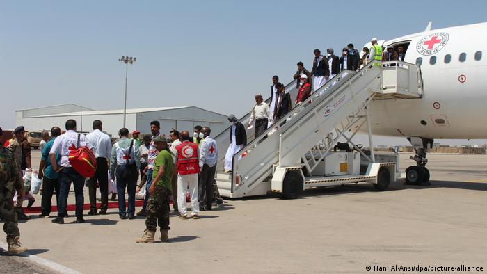 Gefangenenaustausch im Jemen