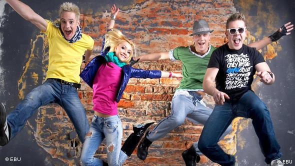 FLASH: MOLDAVIA Sunstroke Project Eurovision 2010