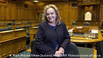 Neuseeland Wahl | Strafvollzugsministerin Judith Collins
