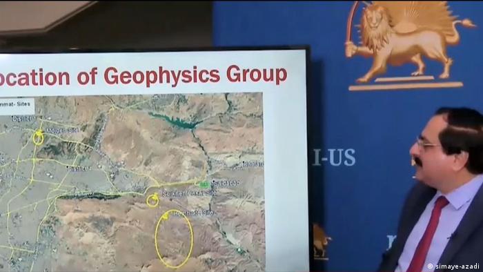 Iran | Atomstreit: Gruppe Mojahedin Khalq gibt vor geheime Militäranlage aufgedeckt zu haben
