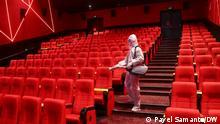 Indien Kalkutta | Coronavirus: Kinos kämpfen mit geringen Besucherzahlen