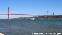 Portugal touristischen Attraktionen in Lissabon