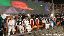 Pakistan Oppositionsparteien in Gujranwala