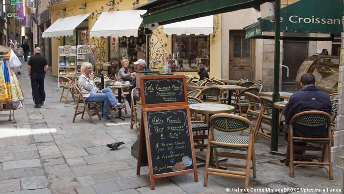 Frankreich Gastronomie in der Provinz