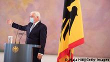Deutschland Berlin | Frank-Walter Steinmeier, Bundespräsident (Maja Hitij/Getty Images)