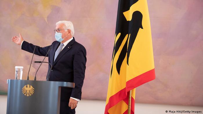 Deutschland Berlin | Frank-Walter Steinmeier, Bundespräsident