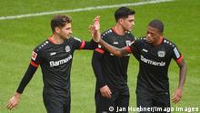Deutschland Bundesliga Mainz 05 gegen Leverkusen