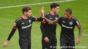 Deutschland Bundesliga Mainz 05 gegen Leverkusen (Jan Huebner/Imago Images)
