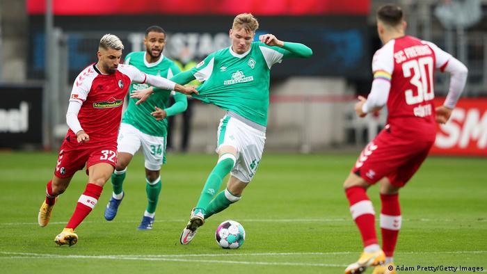 Deutschland Bundesliga Freiburg gegen Werder Bremen (Adam Pretty/Getty Images)