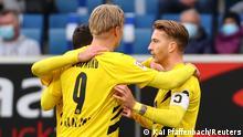 Deutschland Bundesliga - TSG 1899 Hoffenheim vs Borussia Dortmund | Tor Reus