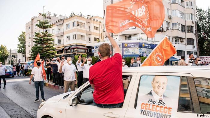 Nordzypern Wahlkampf |Ersin Tatar, Ministerpräsident