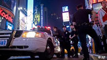 Times Square Autobombe Anschlag