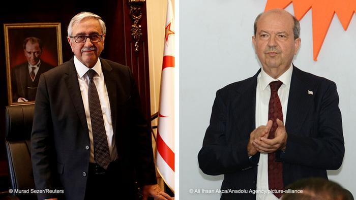 Cumhurbaşkanlığı için Başbakan Ersin Tatar ve Cumhurbaşkanı Mustafa Akıncı yarışıyor