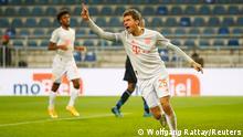 Bundesliga Arminia Bielefeld vs. FC Bayern München | 4. TOR Bayern