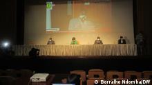 Angola Luanda | Konferenz zu Covid-19 & Thema Elisa Pedro Gaspar