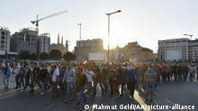 Protest im Libanon