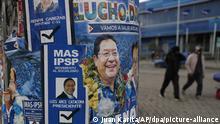 Vor der Wahl in Bolivien
