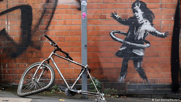 BDTD UK | Banksy (Carl Recine/Reuters)