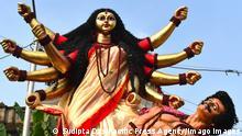 BDTD Indien | Vorbereitung zum Durga-Puja-Festival in Kalkutta
