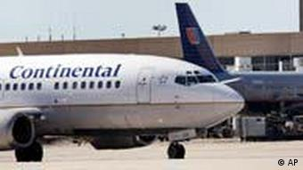 Continental Airlines United Airlines Fusion